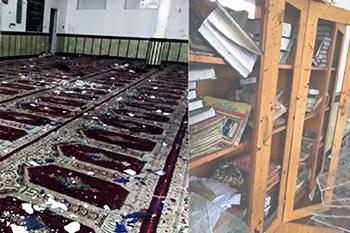 غفلت شیخ عبدالوهاب از احادیث نهى ازقتل نمازگزاران حتى اگر مشرک باشند